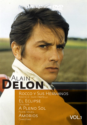 ALAIN DELON VOL.1 (4 Discos)