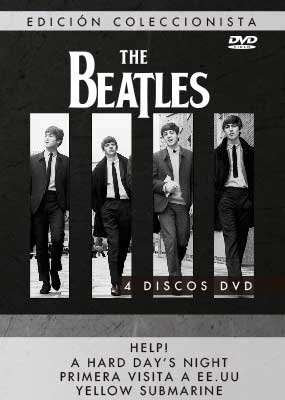 THE BEATLES (4 Discos)