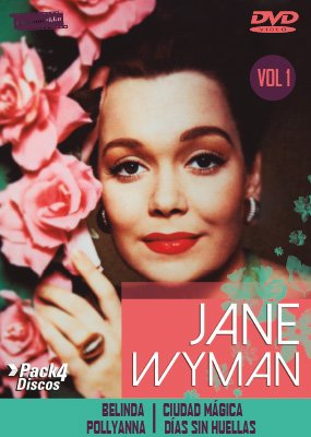 JANE WYMAN VOL.1 (4 Discos)