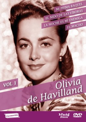 OLIVIA DE HAVILLAND VOL.1 (4 DISCOS)