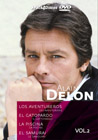 Alain Delon Vol.2 (4 Discos)