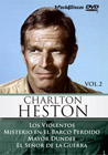 Charlton Heston Vol.2 (4 Discos)