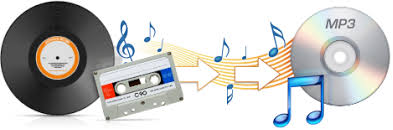 TRASPASO DE VINILO O CASSETTE A CD O MP3
